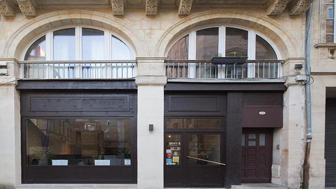 façade - Le Raviolon, Bordeaux