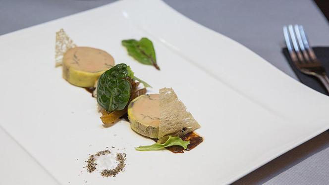 suggestion du chef - Le Raviolon, Bordeaux