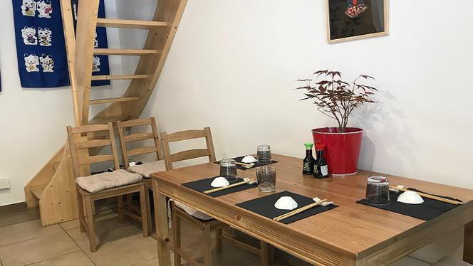La table du bas - Haru Sushi Bar, Lyon