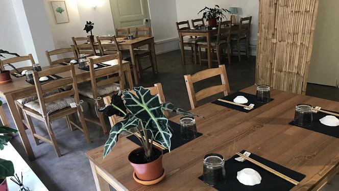 Salle de l'étage - Haru Sushi Bar, Lyon