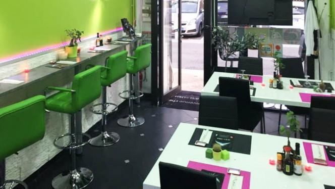 salle - Le Bio Sushi, Les Pennes-Mirabeau