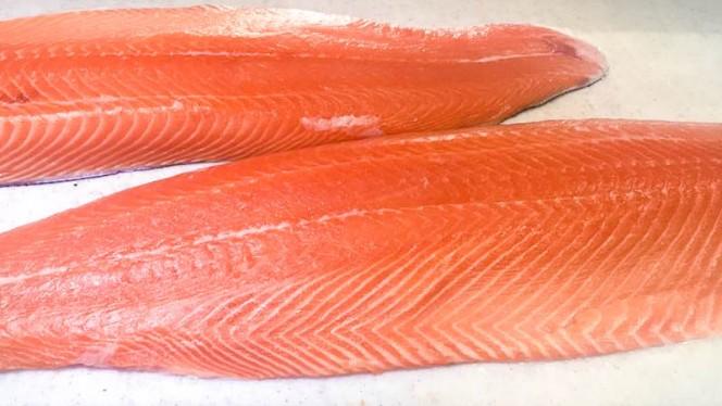 saumon - Le Bio Sushi, Les Pennes-Mirabeau