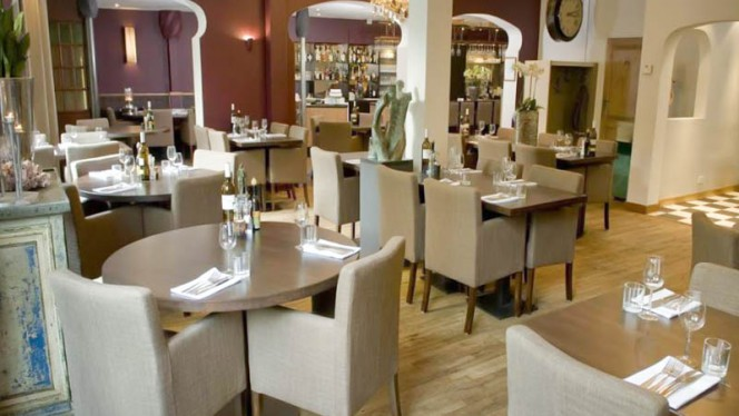 Het restaurant - Brasserie Vulders, Oisterwijk
