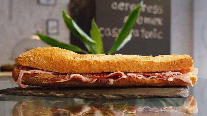 Sugerencia de plato - The Sweetophelia Cafè, Barcelona