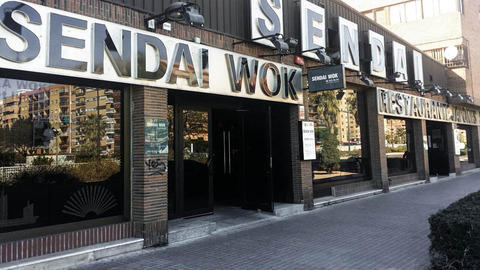 Sendai Wok, Valencia