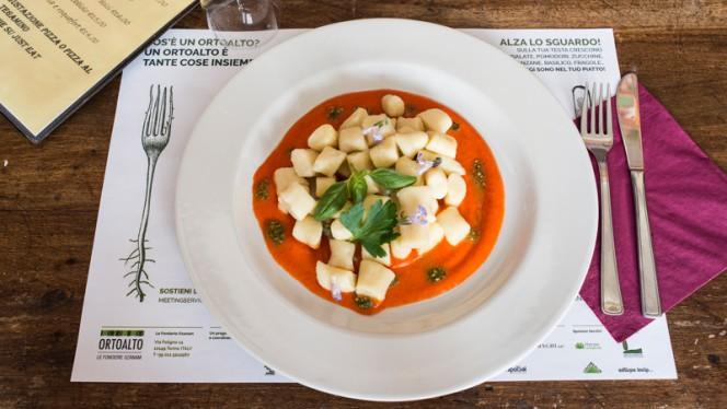 Suggerimento dello chef - Le Fonderie Ozanam, Turin
