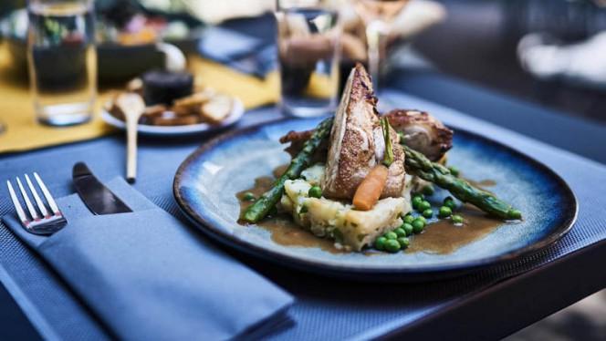 Suggestion du chef - Silk Brasserie - Hôtel Sofitel, Lyon