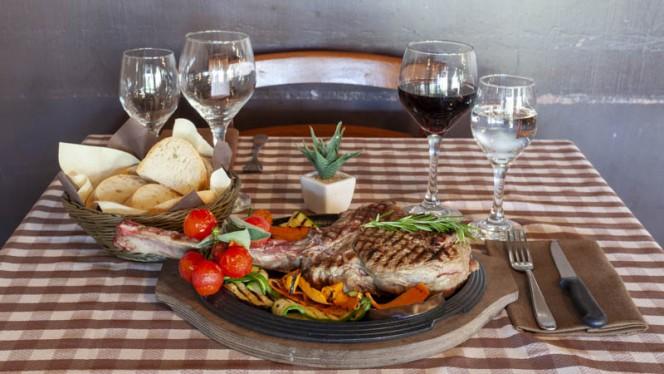 Suggerimento dello chef - Il Bue e La Patata - City Life, Milan