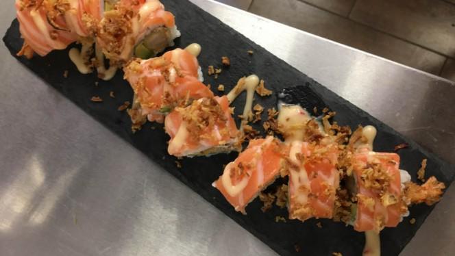 Suggestion du chef - O my sushi, Marseille