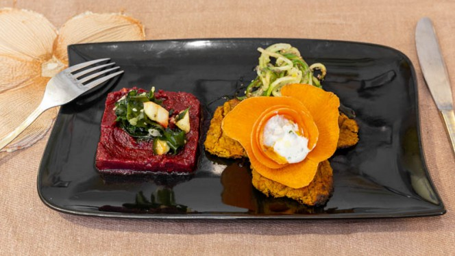 Suggestion du Chef - Carmen Ragosta, Paris