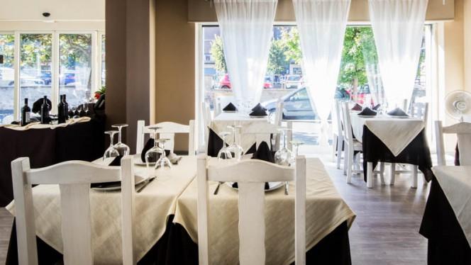Salone - Le 4 Forchette, Rome