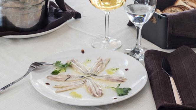 Suggerimento dello chef - Le 4 Forchette, Rome
