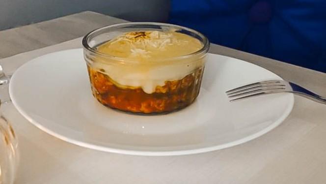 Sugerencia del chef - Empatía. Rincón Vegano, Madrid