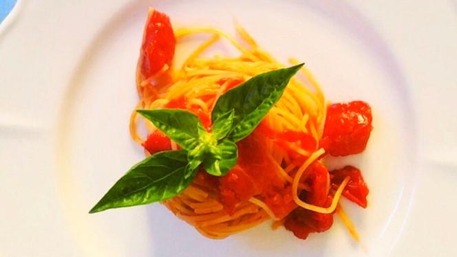 Spaghetto al Pomodoro - Santa Polenta, Turin