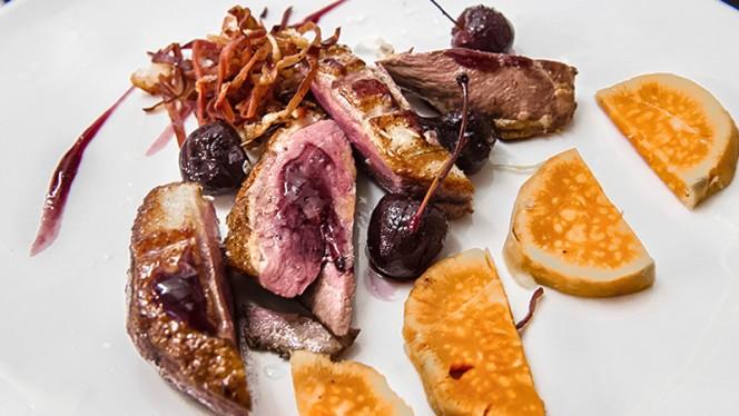 piatto di carne - Culinaria, Rome