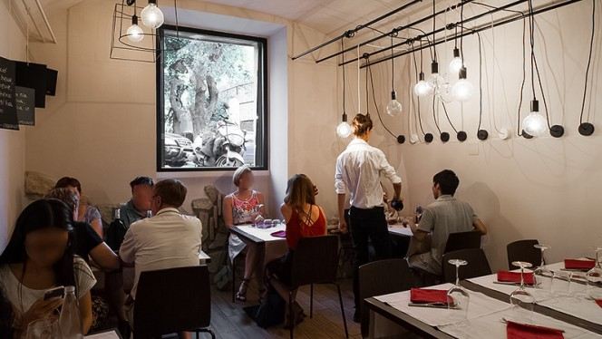 sala - Culinaria, Rome