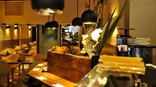 restaurantzaal - Tomo Sushi, Amsterdam