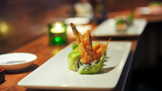 suggestie van de chef - Tomo Sushi, Amsterdam