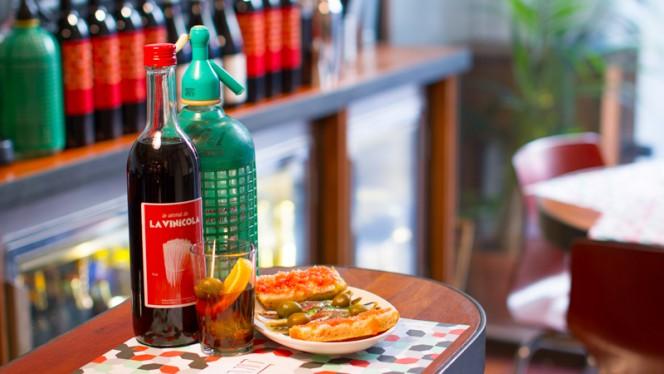 Sugerencia del Chef - Vivant, Barcelona