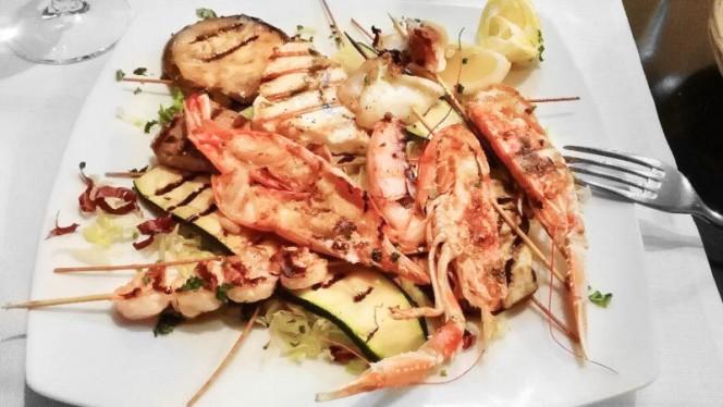 misto di pesce e verdure - Peccati di Gola,