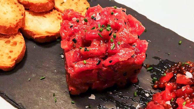 Sugerencia del chef - Gamba de la Costa, Barcelona