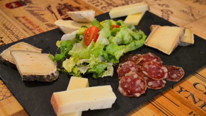 Suggestion de plat - Ô p'tit Bahut, Bordeaux