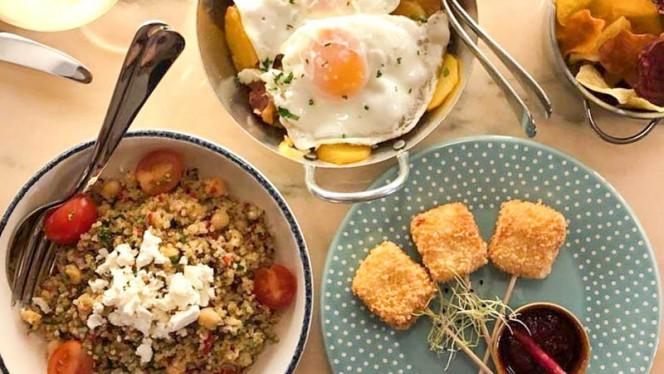 Sugestão do chef - Casa Aberta Open Bar Food House, Porto