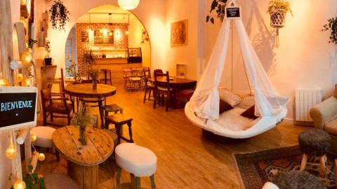 Café Bienvenue, Paris