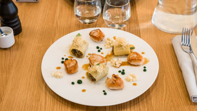 Suggestion du chef - Modjo, Bordeaux