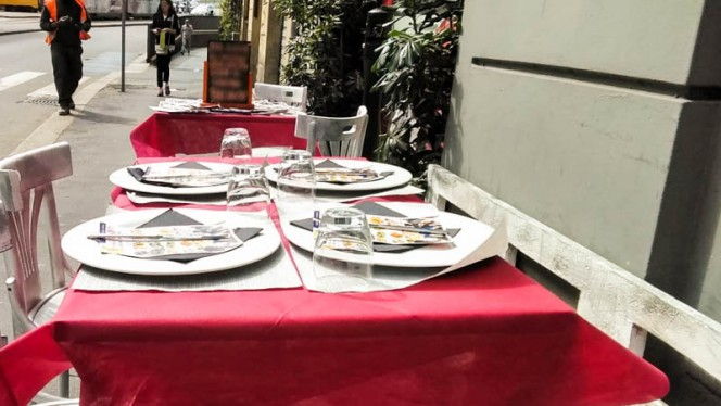 Terrazza - Pizza Farini Gourmet, Milan