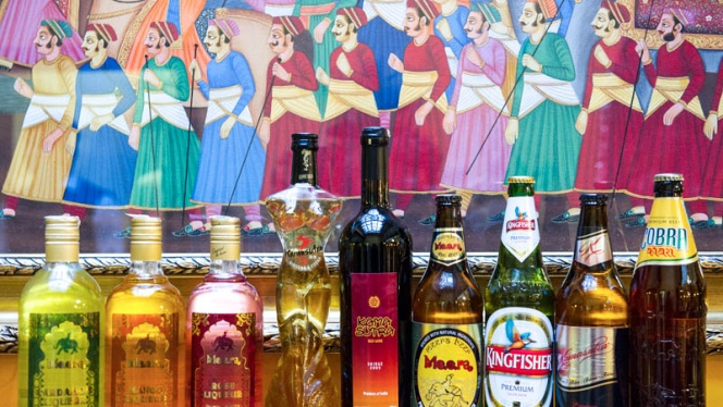 Bevande dal Mondo - Jaipur, Rome