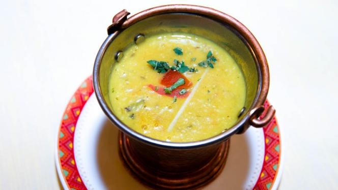 Zuppa del giorno - Jaipur, Rome
