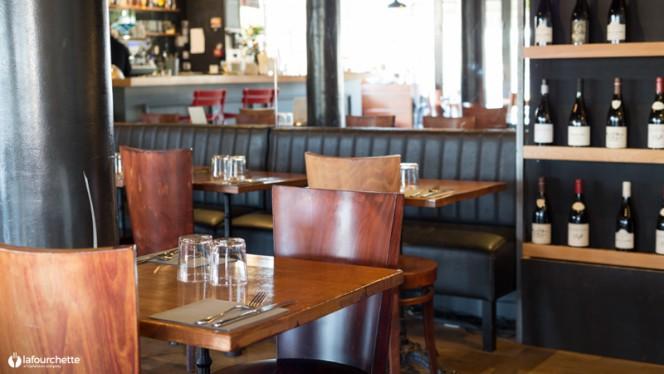 Table dressée - Le Lusso, Toulouse