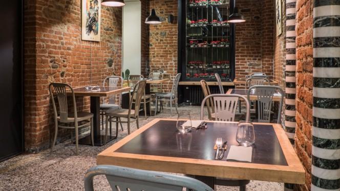 La sala - El Beso, Turin