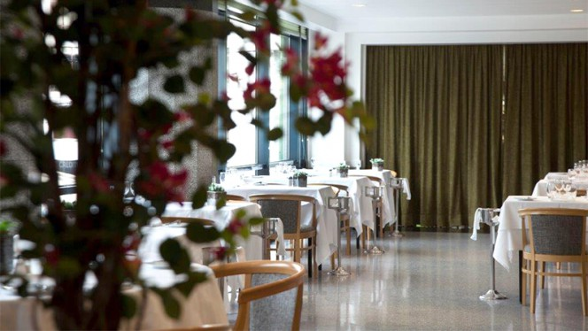 Sala - Jardim - Hotel Mundial, Lisboa