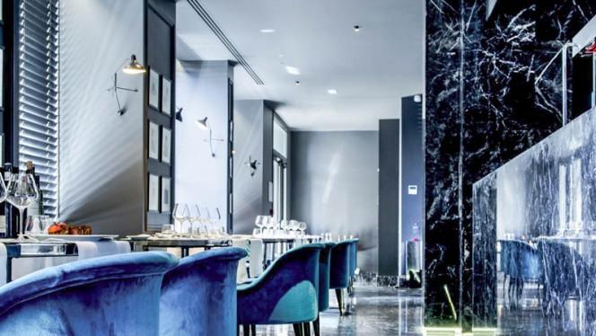 Vue de la salle - Angelo | Italian Restaurant, Lyon