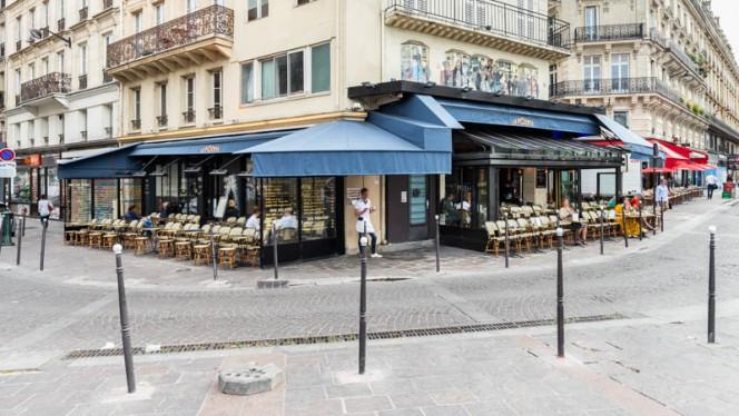 Entrée - La Pointe, Paris