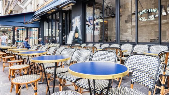 Terrasse - La Pointe, Paris