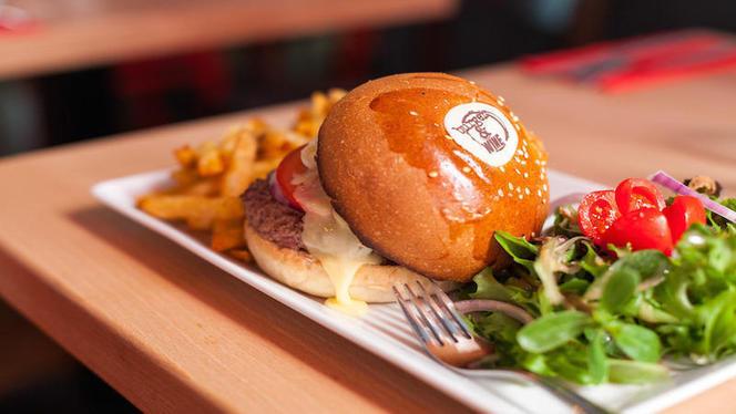 burger - Burger & Wine Martinière, Lyon
