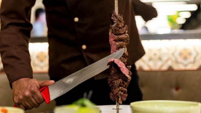 Sugerencia del chef - Brasayleña Nassica, Getafe