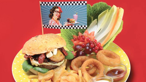 1950 American Diner - Poggibonsi, Poggibonsi
