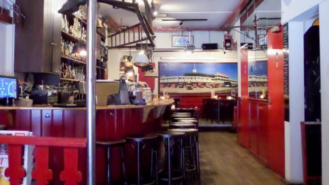 Restaurant - D' Ouwe Brandweer, Groningen