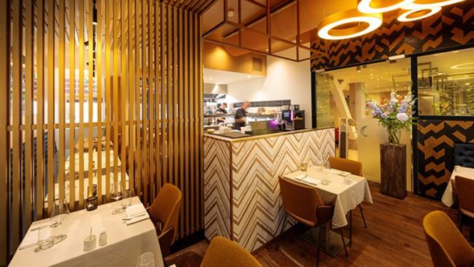 Restaurant - Senses Restaurant, Amsterdam