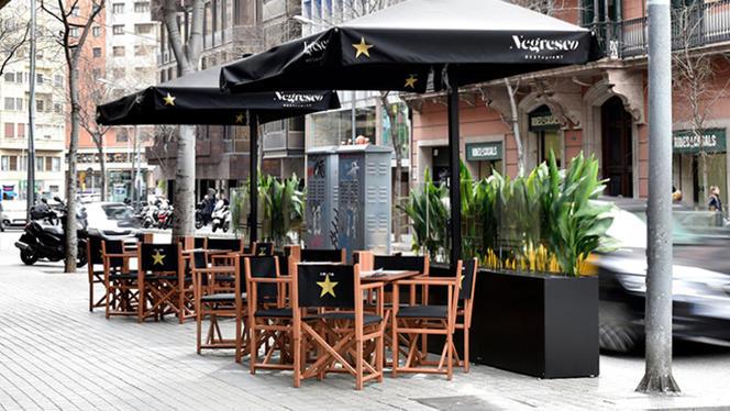 Terraza - Negresco, Barcelona