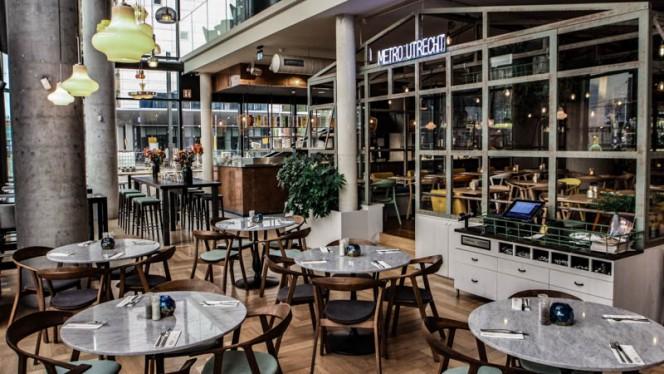 Restaurat - METRO City Kitchen, Utrecht