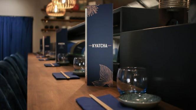 het restaurant - Kyatcha Blaak, Rotterdam
