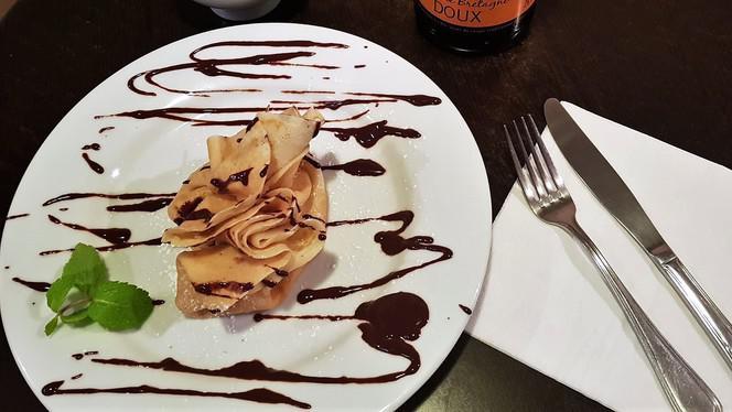 dessert - Délices de la Lune, Paris