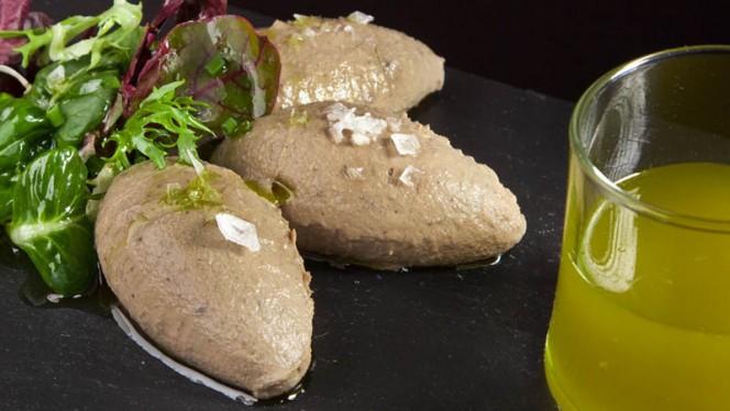 Sugerencia del chef - Antique Restaurante y Tapas, Ubeda
