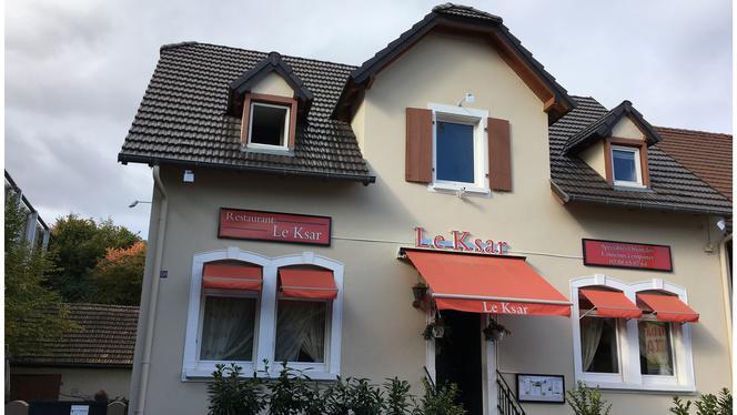 Devanture - Le Ksar, Ostwald