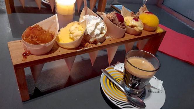 Café gourmand - Le Bistrot du Théâtre, Lyon